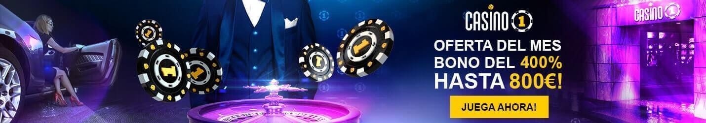 Casino 1 Ruleta Cabezera