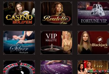 Casino en vivo Classy Slots