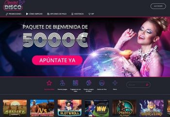 casino disco analisis