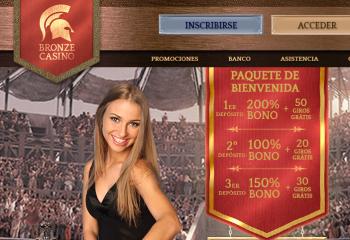 Casino online Bronze Casino