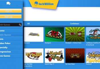 Juegos de JackMillion